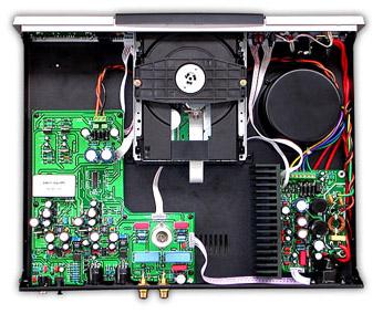 2发烧友cd机(电子管输出和运放双路输出) - 强强8888 -;