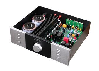 该功放的电流输出级为两极达林顿电路