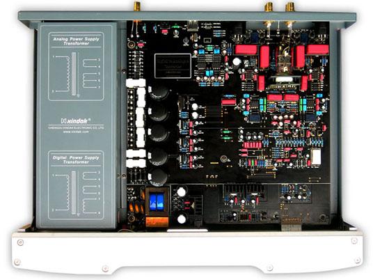 新德克dac-8解码器