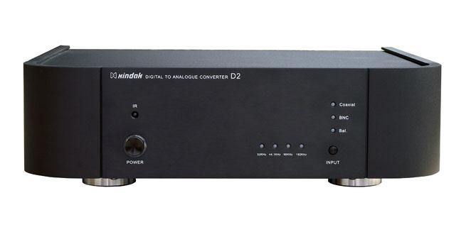 d2 数字音频解码器